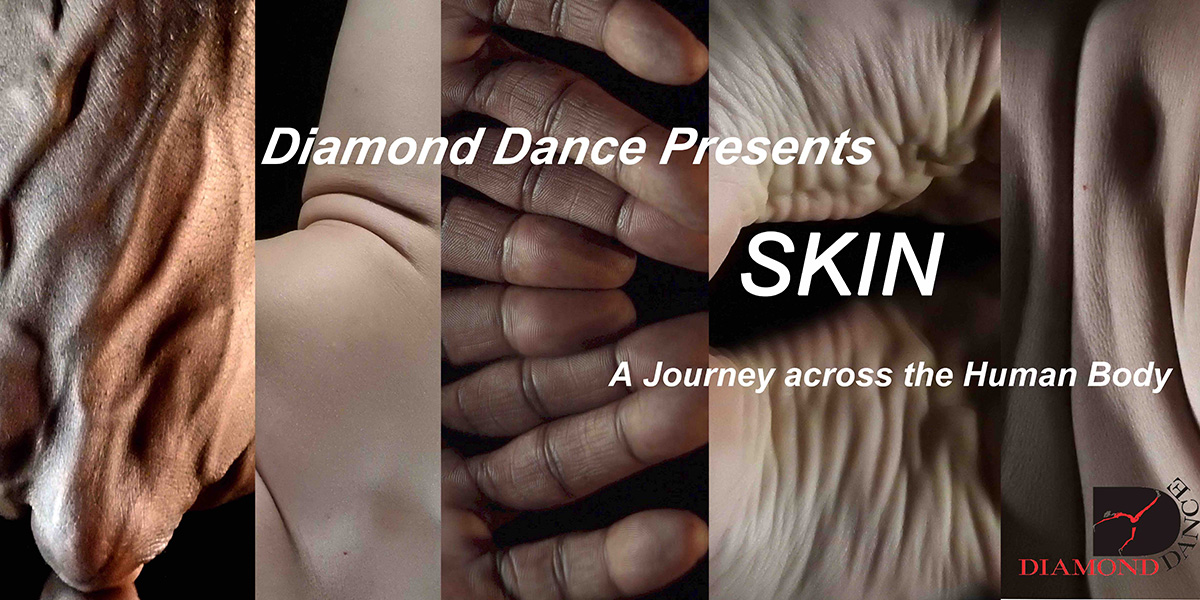 Diamond Dance Presents - SKIN: A Journey Across the Huiman Body